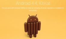 Android 4.4 podría venir con un modo de escucha activa