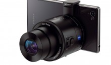 Sony QX Smart, transforma tu Smartphone en una cámara de fotos