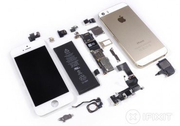 iFixit iPhone 5S