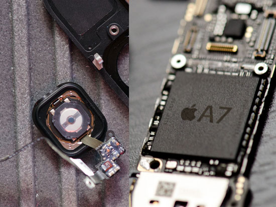 Apple TouchID - Chip A7