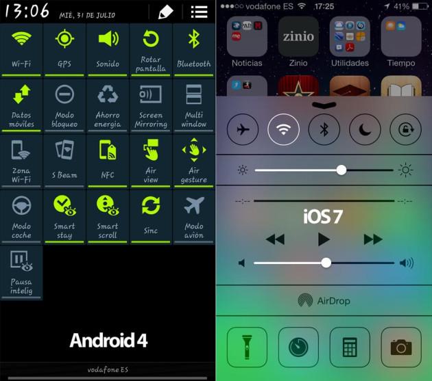 Centro-de-control-iOS-y-Android