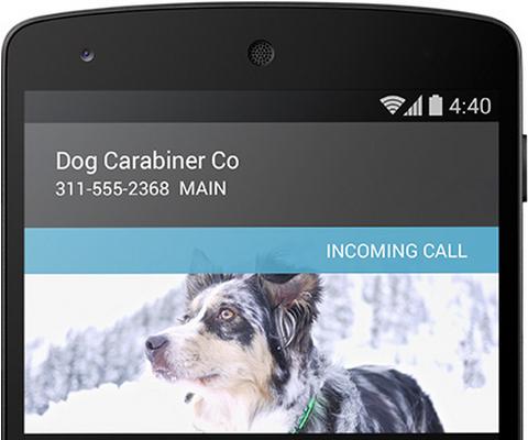 identificador llamadas Android 4.4
