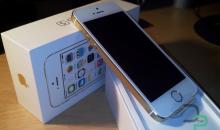 iPhone 5s, lo tenemos y lo analizamos para vosotros