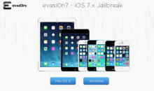 Jailbreak Untethered para iOS 7 ya disponible