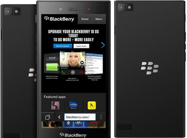 "BlackBerry Z3 ""Jakarta"""
