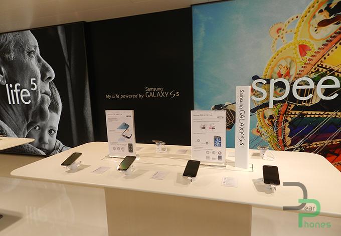 stand Galaxy S5
