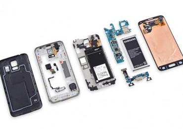 Piezas Galaxy S5
