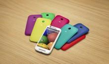 Motorola Moto E ya es oficial y a un precio muy asequible
