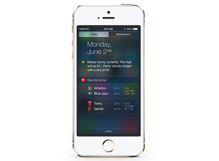Notificaciones iOS 8