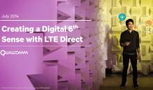 LTE Direct, la futura conexión móvil a móvil