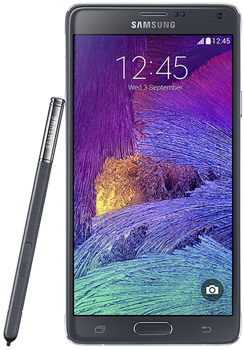 Samsung Galaxy Note 4 negro