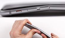 Sorpresa! El nuevo iPhone se dobla con facilidad
