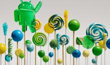 Android 5.0 Lollipop es más estable que iOS 8