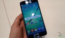 El Samsung Galaxy S6 Edge no es tan frágil como parece