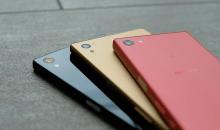 Xperia Z5, así es la nueva familia de Sony