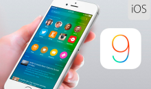 iOS 9 ya está disponible para su descarga