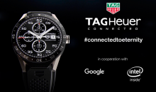 TAG Heuer Connected, el primer smartwatch lujoso