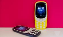 El Nokia 3310 vuelve a la vida como un clásico moderno