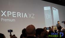 Sony Xperia XZ Premium, disponibilidad y precio