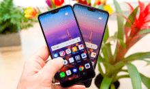 El P20 de Huawei ya es oficial y extravagante