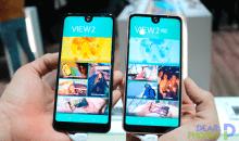 Wiko View 2 y View 2 Pro, los nuevo sin marcos y con ceja
