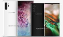 El Samsung Galaxy Note 10 ya tiene fecha de presentación