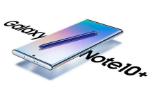 El Galaxy Note 10 se filtra antes de su lanzamiento en agosto