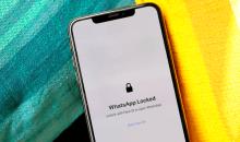 WhatsApp ya permite bloquear la aplicación con tu huella