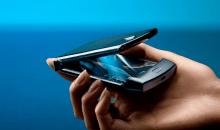 El Motorola Razr «se rompe» después de 27.000 pliegues